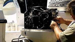 How To  Replacing The Powerpack On A Johnson    Evinrude