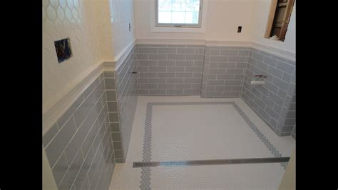 complete bathroom schluter systems products part  grout