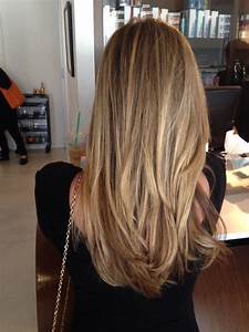 Honey Blonde | A haircolor blog