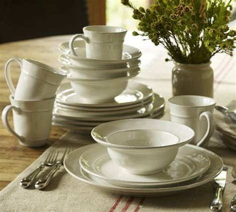 pottery barn dinnerware 17 best images about dishes on mixing bowls