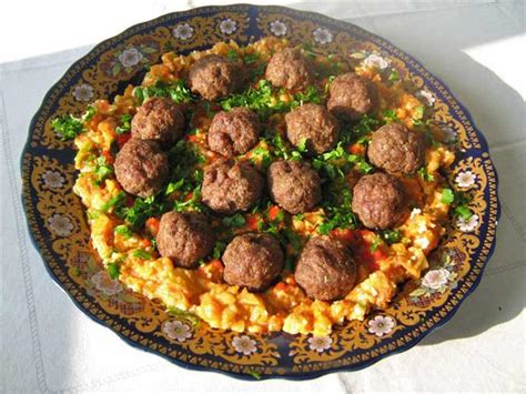cuisine tunisienne traditionnelle four nos plats