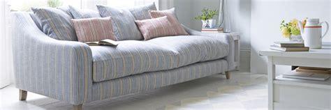 Striped Sofas by Striped Sofas Comfy Fabric Sofas Loaf