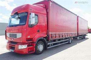 Camion Renault Occasion : camion remorque d occasion renault trucks renault trucks france ~ Medecine-chirurgie-esthetiques.com Avis de Voitures