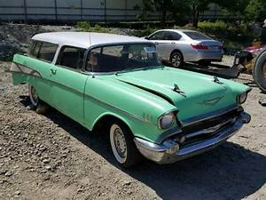 Hemmings Find Of The Day  U2013 1957 Chevrolet Nomad