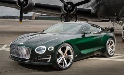 Bentley Considering Supercar To Celebrate First Centennial