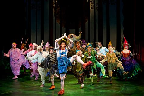 Win Passes To Shrek The Musical In St. Louis