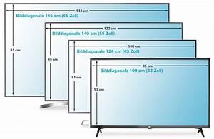 Zoll Fernseher Maße : fernseher im test die besten tv ger te f r kabel satellit antenne stiftung warentest ~ Orissabook.com Haus und Dekorationen