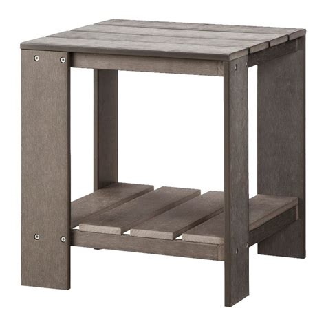 threshold bryant faux wood patio adirondack accent table