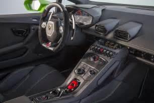 Huracan Lamborghini Interior