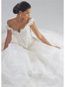 wedding dress business off the shoulder wedding dresses With off the shoulder satin wedding dress