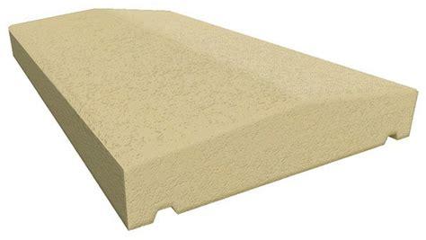 couvre mur en b 233 ton 28x50x6 cm brico d 233 p 244 t