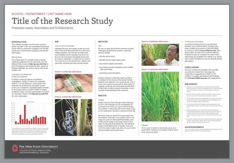 poster samples research poster template tryprodermagenix org