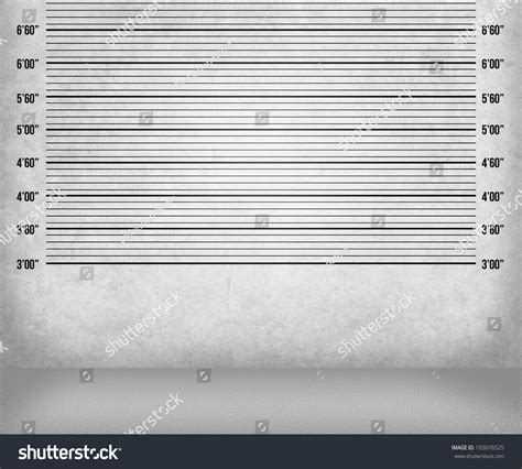 Police Lineup Background Stock Photo 103076525