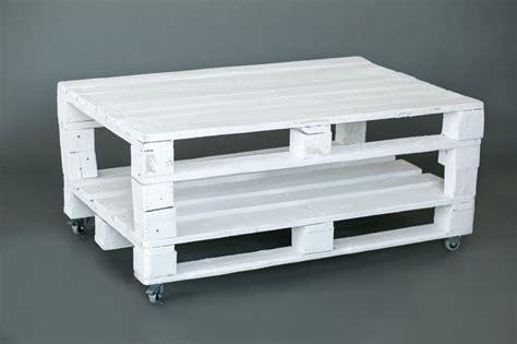 plateau canapé fabriquer une table basse en palette bois toutes les
