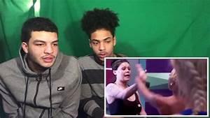 Brynesha Baddest Moments!!! BGC *REACTION* - YouTube