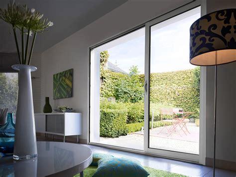 rideau baie vitree coulissante fen 234 tres coulissantes agencealuminium