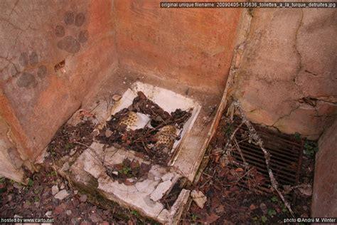 toilettes 224 la turque d 233 truites ermitage d esparron dans le vercors avril 2009