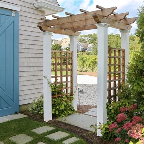1 Landscaping Landscaping Ideas Front Yard Arbor Designs
