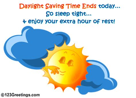 pictures daylight saving time ends