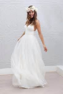 simple cheap wedding dresses 2015 wedding dresses cheap v neck spaghetti pleats wedding gowns open back a line