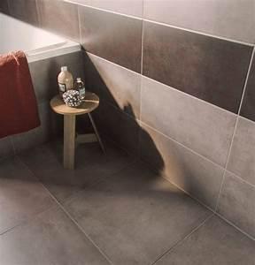 Modèle Salle De Bain : carrelage salle de bain nos mod les pr f r s c t maison ~ Voncanada.com Idées de Décoration