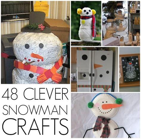 winter and craft ideas snowman craft up winter craft c r a f t 7327