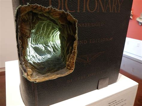 Dissections And Excavations In Book Art At The
