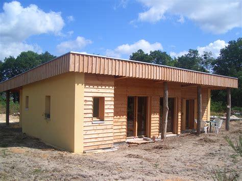 constructeur maison toit plat maison moderne