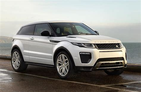 2016 Range Rover Evoque Priced From £30,200