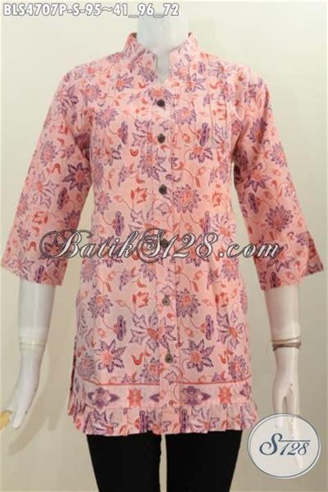 Model pakaian ini ada yang bersifat. Pakaian Blus Elegan Warna Pastel Modis Buat Seragam Kerja ...