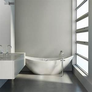 quelle peinture choisir pour les murs de votre salle de bain With finition de salle de bain