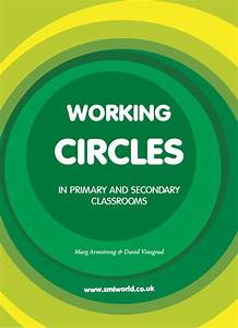 Working Circles In Primary  U0026 Secondary Classrooms
