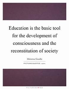 Education is th... Education Development Quotes
