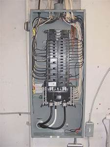 200 Amp Main Breaker Wiring Diagram