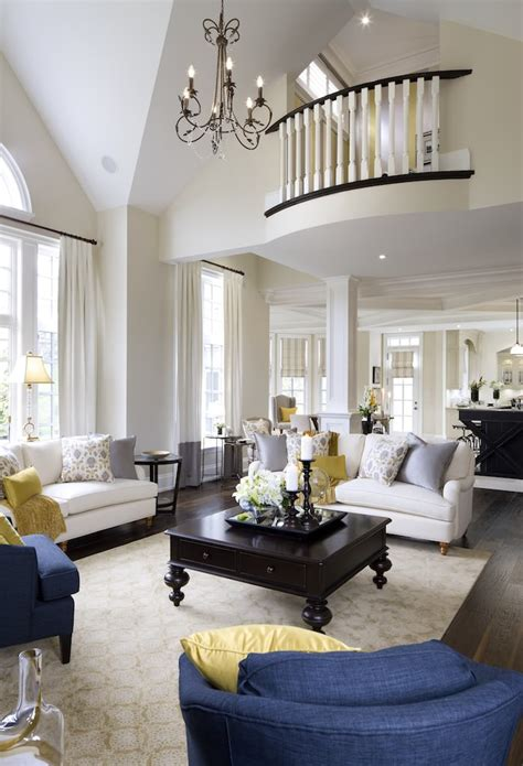 Image for Decorating a little Dwelling Home Teal And Beige Living Room