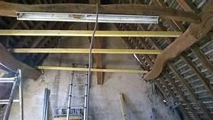 Faire Un Faux Plafond : tuto photo d fi grenier comment installer et isoler un ~ Premium-room.com Idées de Décoration