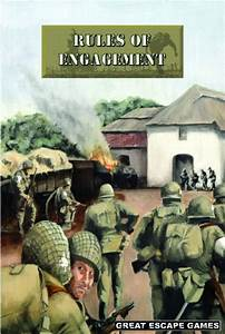 Rules Of Engagement Rule Book By Great