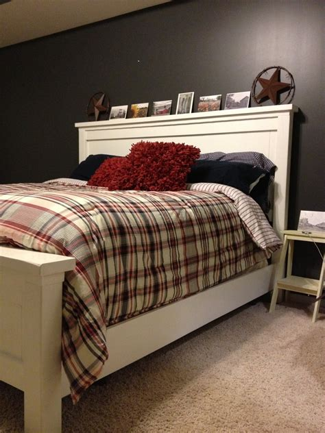 ana white king size farmhouse bed diy projects