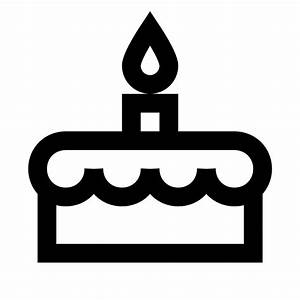 Birthday Cake Icon - Free Download at Icons8