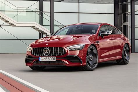 mercedes amg  expanded gt  door coupe range    entry level gt