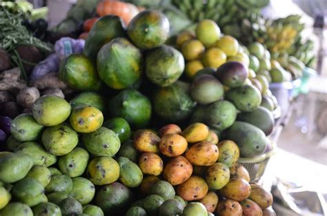 Eight (8) Varieties Of Nigerian Mangoes