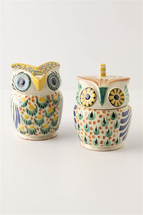 You can tell you're getting a fuller and richer brew with just one taste. Mr. & Mrs. Owl Creamer | Anthropologie