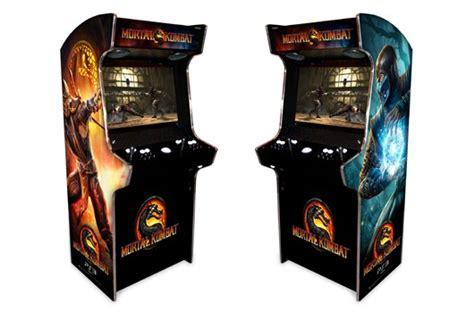 Mortal Kombat Arcade Machine Uk by Uk Mortal Kombat Tourney Has A Sweet Arcade Size Grand Prize