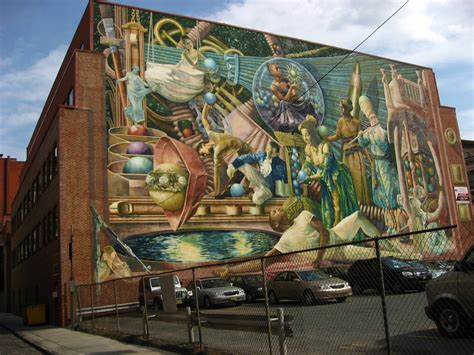 Philly Mural Arts Map by New Show From Cruxspace And Mural Arts Gets Muralists