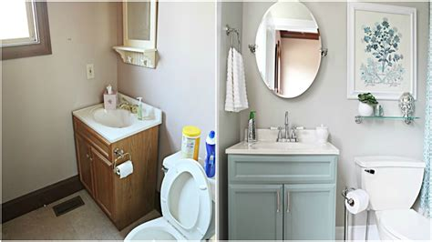 Bathroom Makeovers On A Tight Budget Exaple Of How To Use