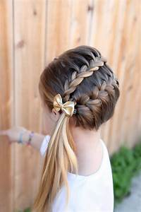 Some Cute Hairstyles For Kids Hair Styles