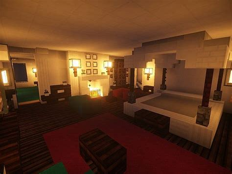 snows mansion minecraft house design