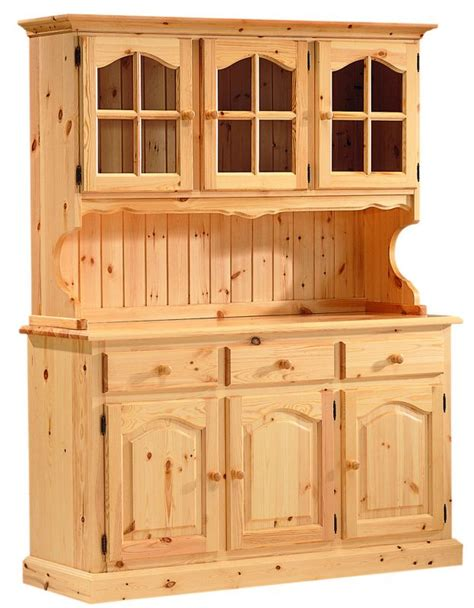 bahut de cuisine les cuisines en pin massif de meubl 39 affair 39 meubles tonnay