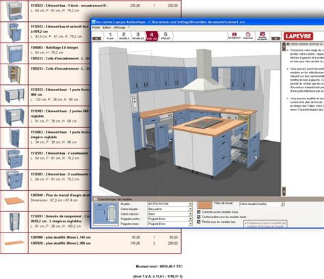 logiciel de cuisine en 3d gratuit davaus logiciel design cuisine gratuit avec des