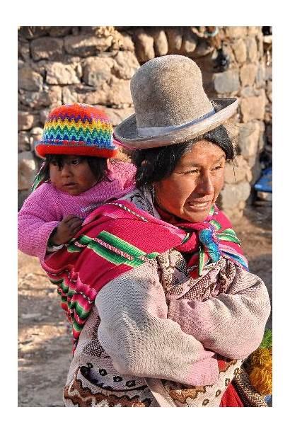 Peru Traditional Peruvian Mountain Native South Tribes